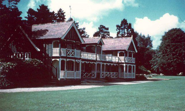 The Pavilion, Bletchley Park