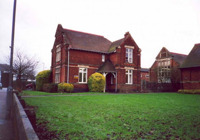 Caretakers house, Bletchley Road School