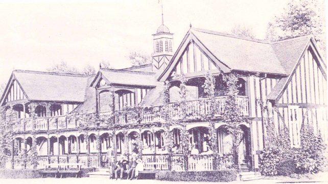 Bletchley Park Pavilion