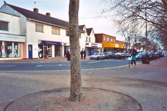 View of Queensway