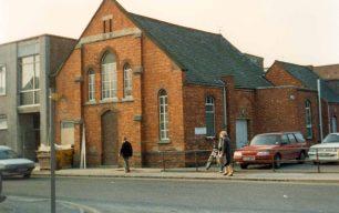Wesleyan Church, Albert St.