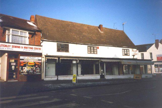 59 Aylesbury St. Fenny Stratford - shop for sale.