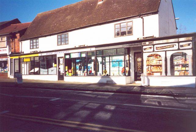59 Aylesbury St. Fenny Stratford - Dive Central shop