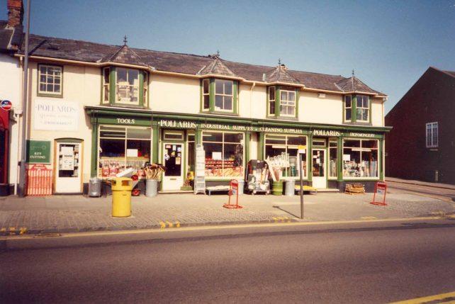 Aylesbury St. Fenny Stratford - Pollard's ironmongers