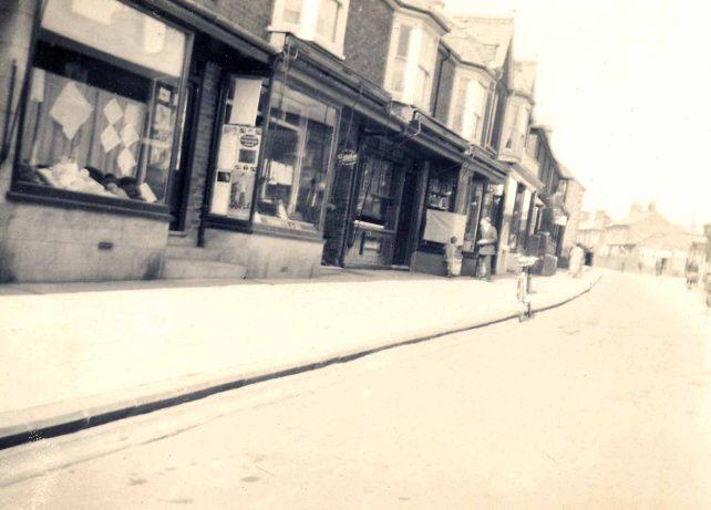 Victoria Road shops