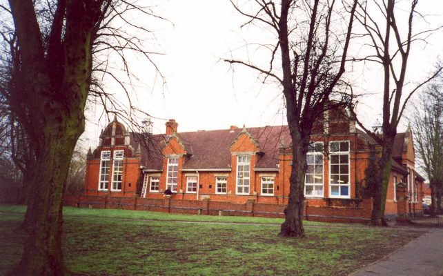 Bletchley Road Girls school