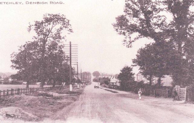 Bletchley, Denbigh Rd.