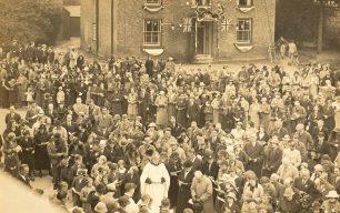 Coronation Service, May 1937