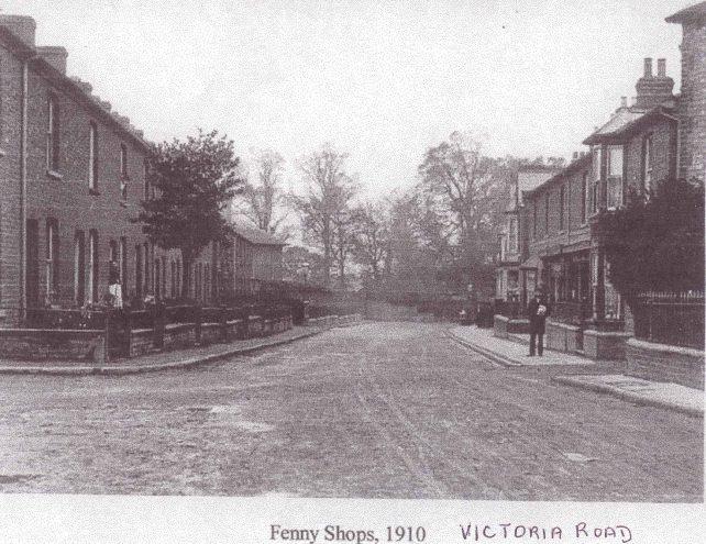Fenny Shops, Victoria Rd.