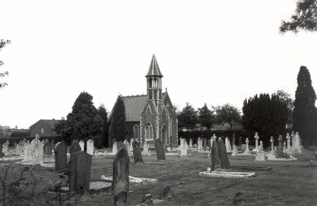 Fenny Stratford cemetery 2