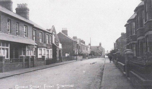 George Street, Fenny Stratford