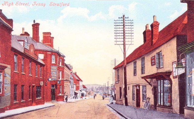 High Street, Fenny Stratford