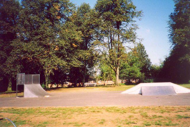 Leon Recreation Ground 2