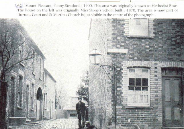 Mount Pleasant, Fenny Stratford.