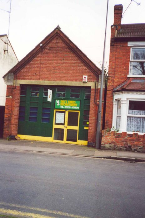 Old Fire Station, Church Street