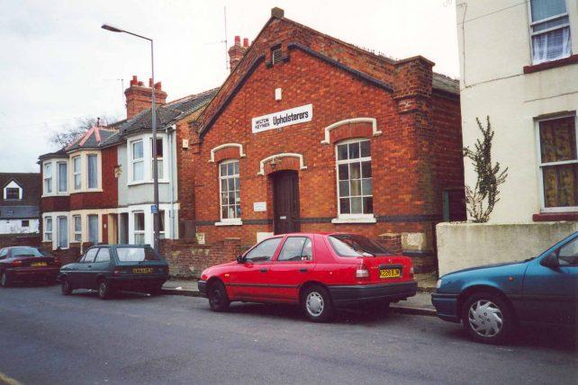 Former Salvation Army Citadel, Church Street