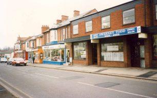 Shops on Victoria Road c2000