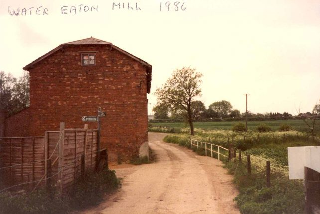 The Mill, Water Eaton 2