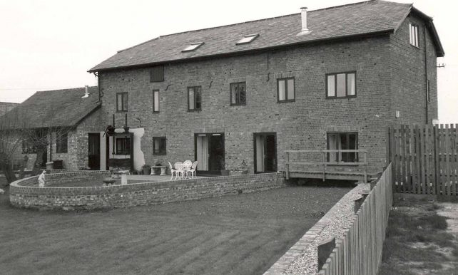 The Mill, Water Eaton - Conversion 1988