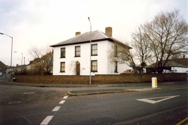 The Willows, Bletchley Road