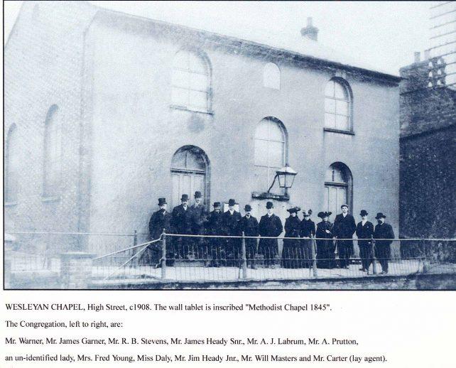 Wesleyan Chapel, High Street