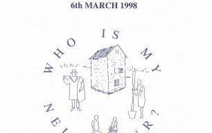 Women's World Day of Prayer 1998