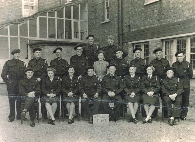 Group of Civil Defence Wardens