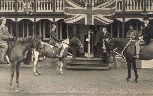 Bletchley Park Pavilion - Festival of Britain
