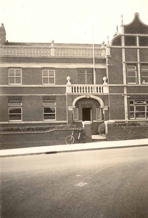 UDC Council Offices, Bletchley Road
