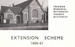 Extension Scheme 1966-67