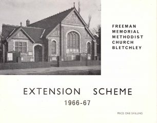 Freeman Memorial Church Documents