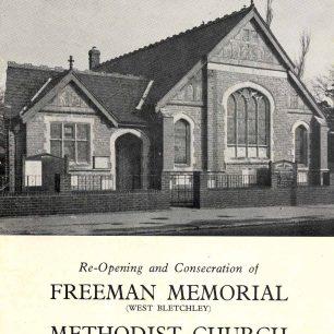 Reconsecration 1967