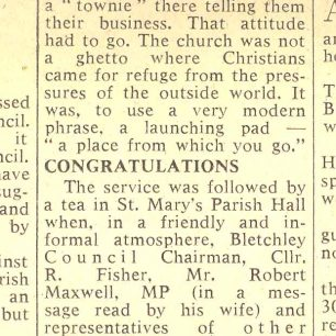 A Proud Day For The Freeman Methodists