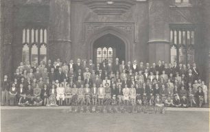 Bletchley people at Richmond Theological College