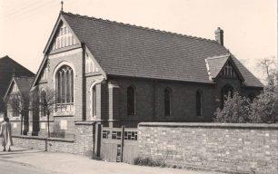 Church exterior 1952
