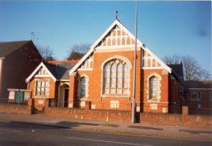 Church exterior 2008
