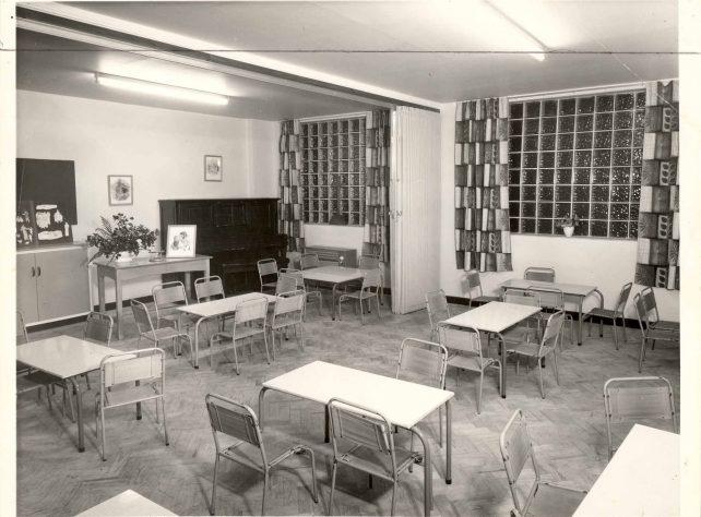New Primary schoolroom