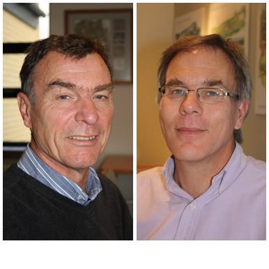 Jim Urwin and David Keene