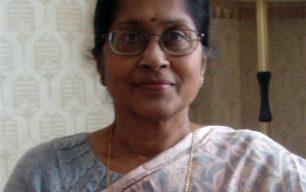 Oral history audio recording of Mondira Sinha-Ray (1944).